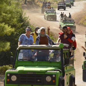 Belek Jeep Safari